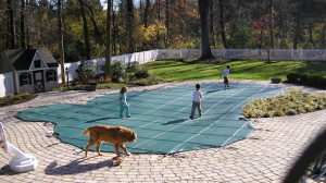 Atlanta Pool safety covers by Merodynamic Pools