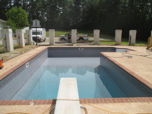 atlanta pool liner installation 2