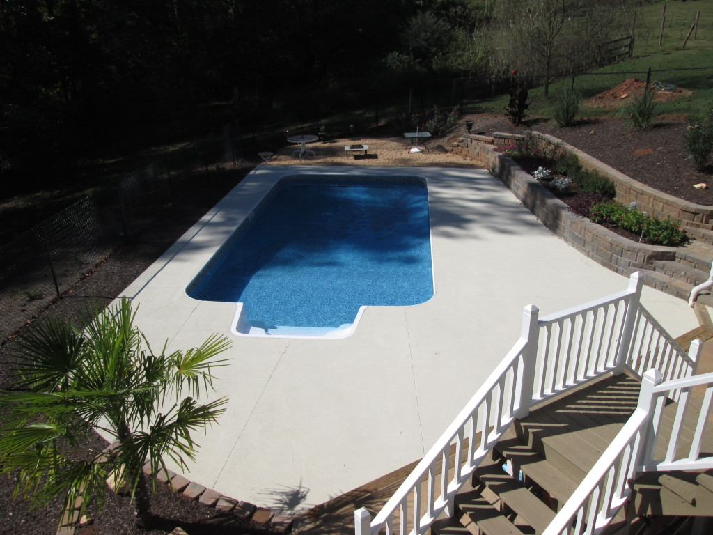 Swimming Pool Contractor Atlanta Georgia 8 Atlanta Vinyl