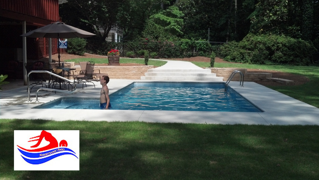 In ground pools atlanta vinyl liner swimming pool contractor pool liner replacement company for In ground swimming pool repair