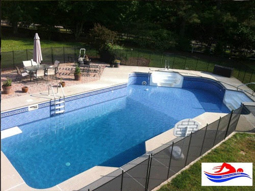 Lithonia, GA In Ground Pool Install - Atlanta Vinyl Liner ...