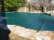 swimming pool contractor Atlanta pool safety covers