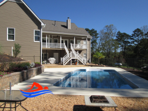 atlanta ga swimming pool installation 3