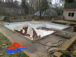 inground swimming pool liners before 1