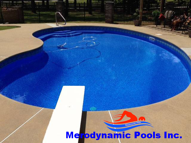 pool liner installation Atlanta GA