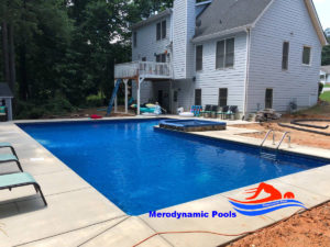 Inground pool installation atlanta georgia